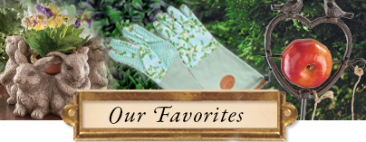 garden customer favorites