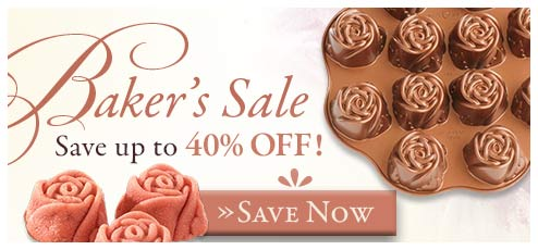 Bakers Sale