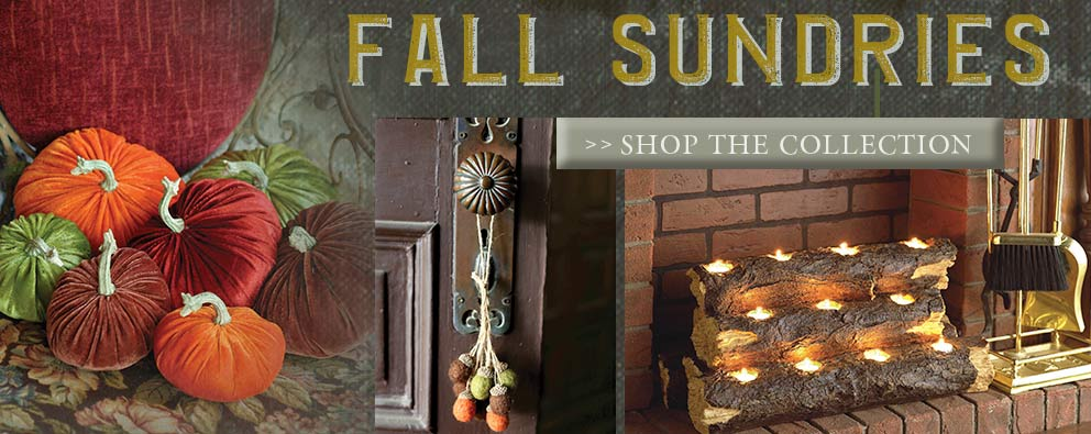 Fall Sundries