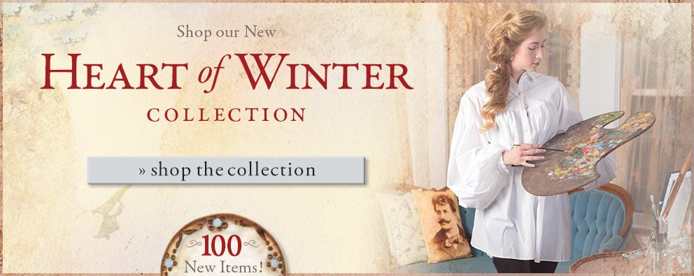 New Heart of Winter Collection