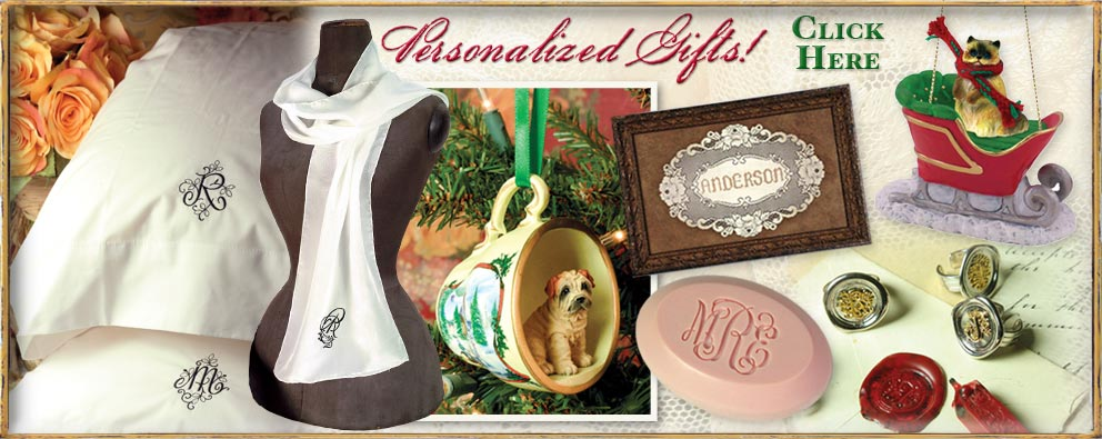 Personlized Gifts