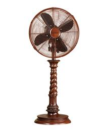 BARLEY TWIST DESK FAN