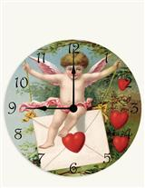 LOVE'S MESSENGER CLOCK