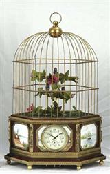 BIRD IN A GILDED CAGE