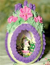 Panoramic Sugar Egg