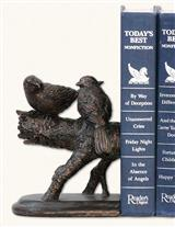 BIRD BOOKENDS