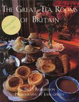 GREAT TEA ROOMS OF BRITAIN BOOK