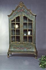 ENCHANTED MANOR CHINA CABINET