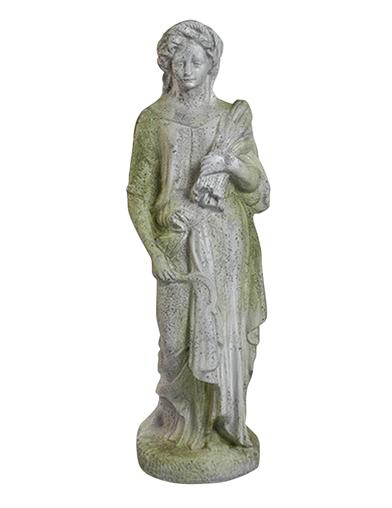 CLASSICAL GARDEN FIGURE (FALL)