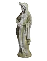 Classical Garden Figure (Winter)