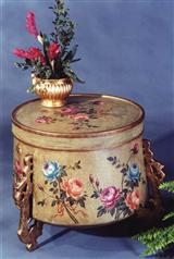Hat Box Table