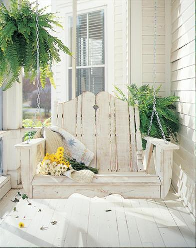 ADIRONDACK PORCH SWING