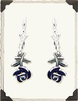 POSTERITY ROSE EARRINGS