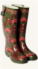 AUTUMN WELLINGTONS