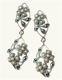 ELIZABETH ALLEN'S HEIRLOOM EARRINGS