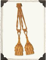 BORDEAUX TAPESTRY (TASSELS)