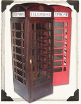 LONDON'S CALLING TELEPHONE BOOTH