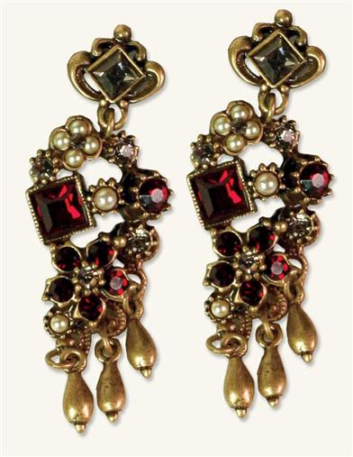 CLARET JEWELS EARRINGS