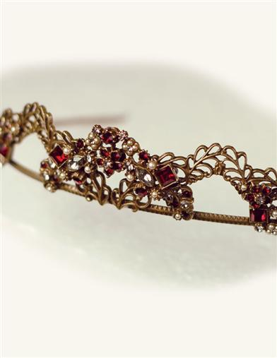CLARET JEWELS TIARA