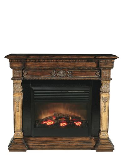 ST. ANDREW'S ELECTRIC FIREPLACE