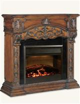 Sutton Electric Fireplace