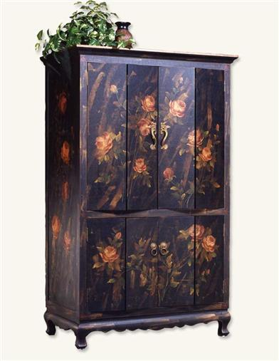 AMERICAN BEAUTY ENTERTAINMENT ARMOIRE