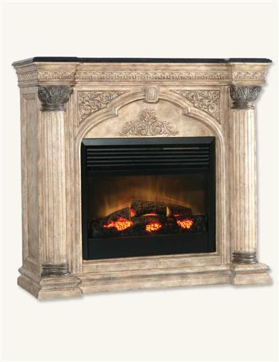 LADY LILLIANE FIREPLACE