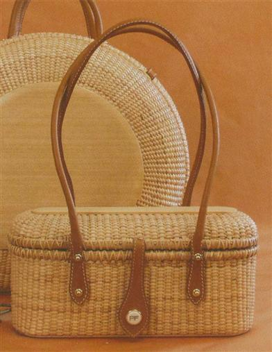 PEGGY FISHER NANTUCKET HANDBAG