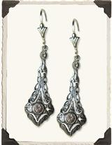Gregorian Earrings