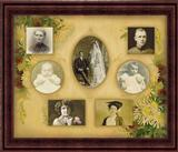Gallery Of Loved Ones Framed