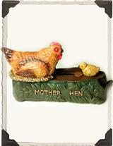MOTHER HEN TRICK BANK                     ZZIA