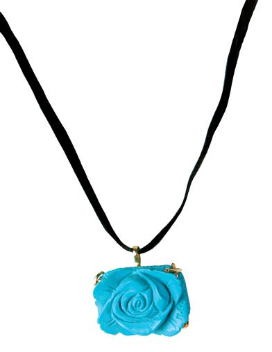 PERSIAN TURQUOISE NECKLACE