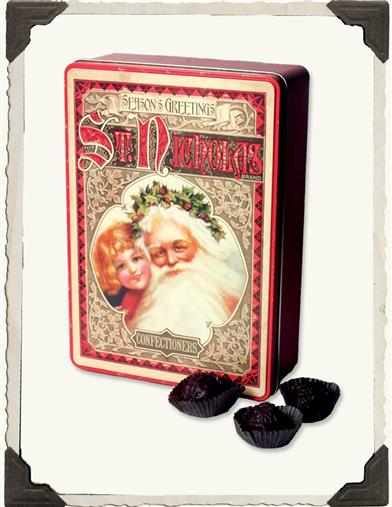 ST. NICK & ME TREAT TIN