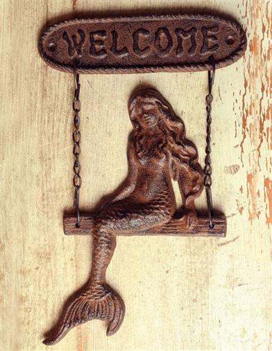 WELCOMING MERMAID
