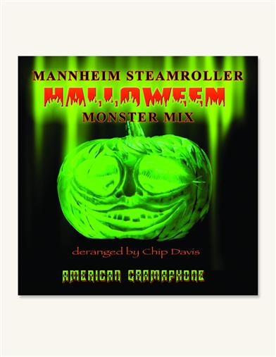 MANNHEIM STEAMROLLER MONSTER MIX CD
