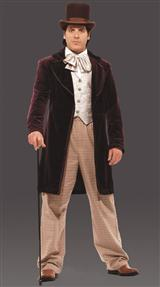 GENTLEMAN'S CAROLER COSTUME