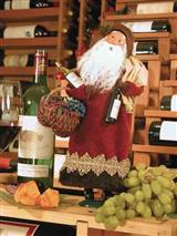 BYERS' CHOICE WINE SANTA