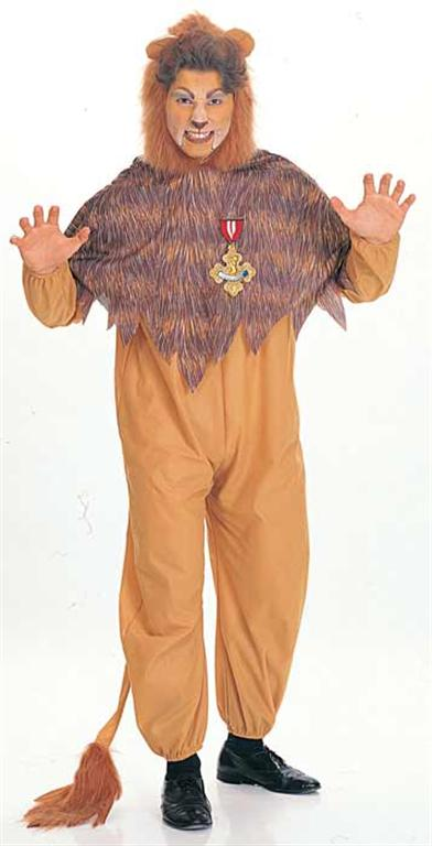 COWARDLY LION COSTUME