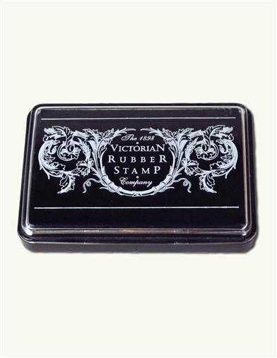 BLACK STAMP PAD