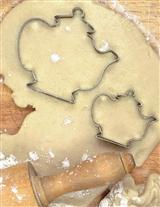 Teapot Cookie Cutters (Set Of 3)