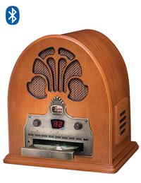 Cathedral Radio With Bluetooth