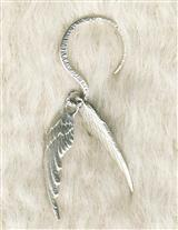 STERLING WINGS EARRINGS