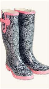 LACE WELLINGTONS
