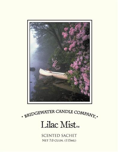BRIDGEWATER LILAC MIST SACHETS (SET OF 3)