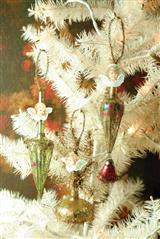 DRESDEN ORNAMENTS (SET OF 4)
