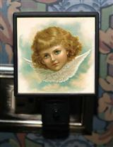 FACE OF AN ANGEL NIGHTLIGHT