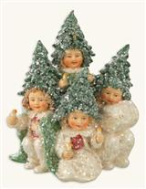 EVERGREEN SISTERS ORNAMENT