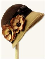 CHOCOLATE TEA HAT