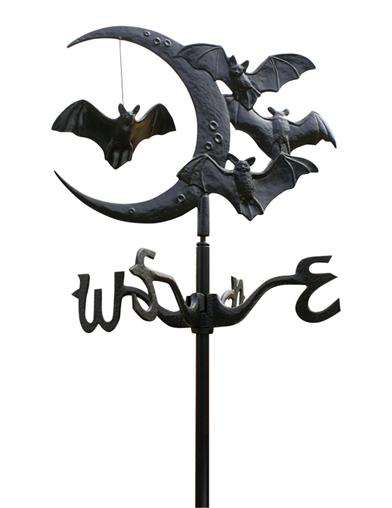 TWILIGHT WEATHERVANE