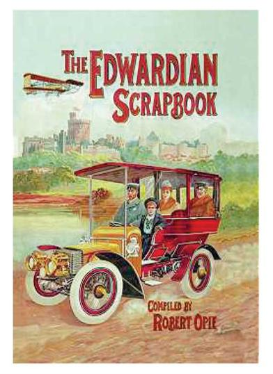 THE EDWARDIAN SCRAPBOOK